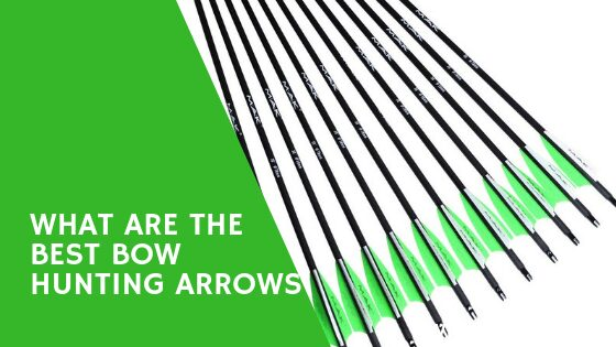What are the Best Bow Hunting Arrows
